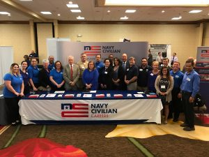 Navy Summit Connects Vets, Wounded Warriors with Employers