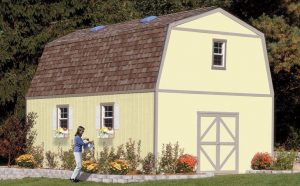 Focus Group to Consider Building Code Exemption for Sheds Up to 600 Square Feet