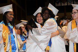 Lackey Pride Highlighted at 2017 Graduation