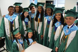 Spartan Class of 2017 Sets the Tone for Graduations