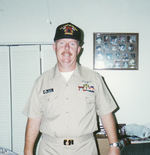 Billy Edward Devine, AOC, USN (ret), 57