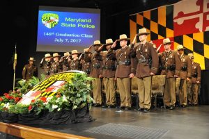 Three Dozen New Troopers Join The Ranks During Trooper Graduation Today