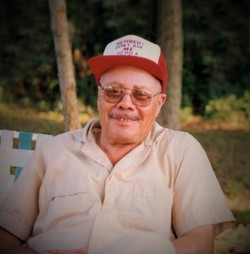 James Alfred Washington, 94
