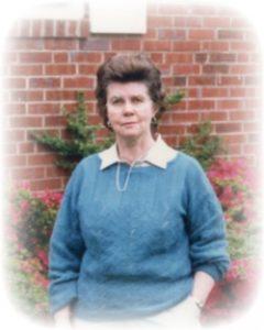 Katharina Henrietta Scharfenstein, 87