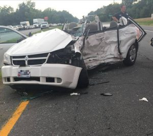 UPDATE: 24-Year-Old Mechanicsville Woman Killed in Motor Vehicle Accident