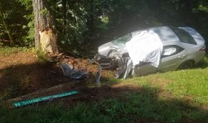 Name Released in Fatal Motor Vehicle Accident in Park Hall