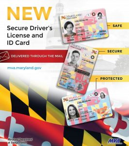 MVA Marks One Year Anniversary of Secure Maryland Proud ID Cards