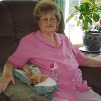 Christine Bunt Pope, 85