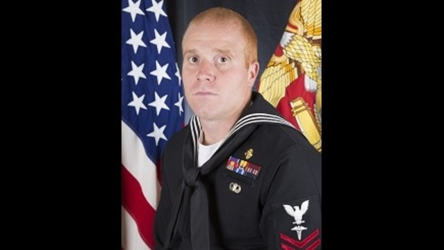Hospital Corpsman 2nd Class Ryan Lohrey