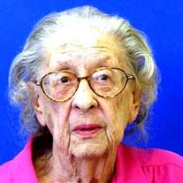 Mary Ann Brocker, 91