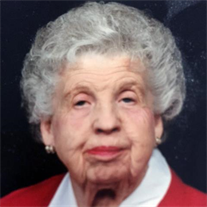 Mary Evelyn White, 89