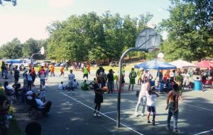 The Nicolet Basketball Association Brings Positivity to Nicolet Park