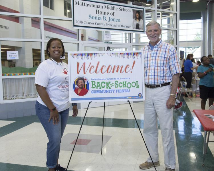 Back-to-School Community Fiesta Draws Large Crowd