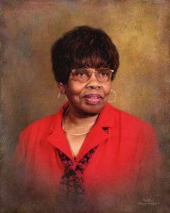 Bertha Mae Cooley