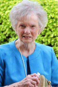 Sarah Ann Johnston, 91
