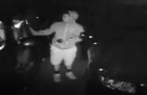Can you Identify This  Burglary Suspect on Esperanza Drive
