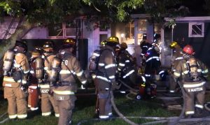 House Fire in California Ruled Incendiary