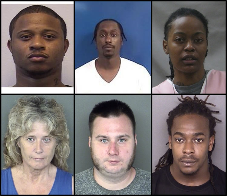 Six Suspects Indicted on Murder Charges in Connection to Drug Overdose Deaths in St. Mary's County