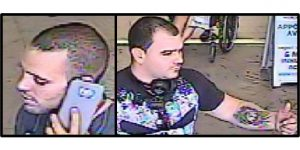 St. Mary's County Sheriff's Office Request Public's Help in Identifying Theft Suspects