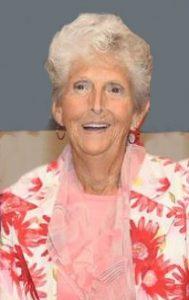 Clara Mae Buckmaster, 80