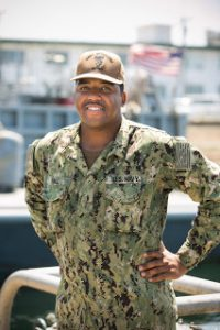 St. Mary's County Native Serves with the U.S. Navy Half a World Away in Japan