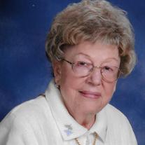 Helen J. Habib, 91