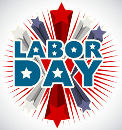 Calvert County Announces Labor Day Schedule