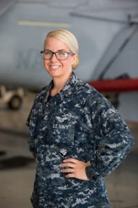 Waldorf Native Helps Keep One of the Navy's Newest, Most Advanced Aircraft Flying