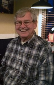 "Vernon Arnold ""Dick"" Tucker, Sr., 84"
