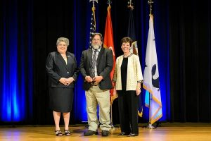 Aircraft Division Scientists, Engineers Win Top Department of the Navy Awards