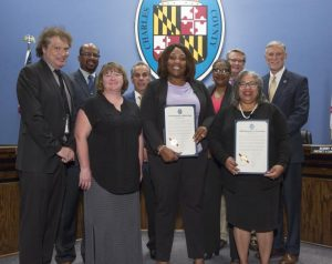 Charles County Commissioners Proclaim National Recovery Month