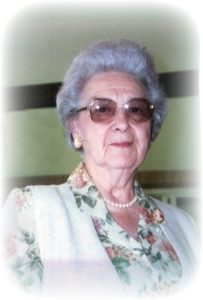 Winifred Eugenia Norris, 99