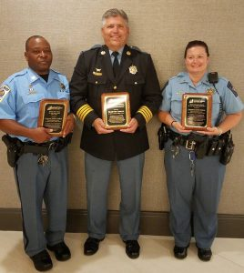 Sheriff's Office Recognized for Commitment to Safety in Public Schools