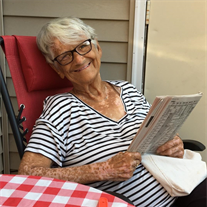 Dorothy Arlene Syme, 83