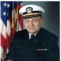 Dr. Harold William Sorrill, Jr., Capt. USN