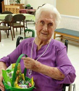 """Lena """"Peggie"""" Goddard, 98"""