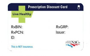 Prescription Drug Discount Program is Available to All Calvert County Residents