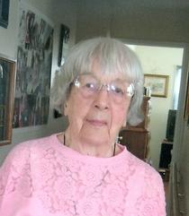 Irene Alice Spalding, 91