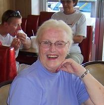 """Margaret Shirley """"Peggy"""" Thomas"""