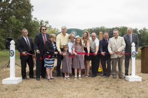 Charles County Celebrates Port Tobacco River Park Ribbon Cutting
