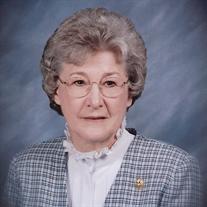 Ruth Catherine [Roylance] Pyles, 87
