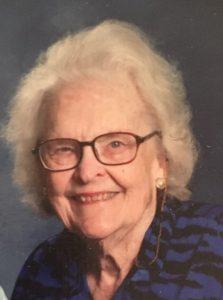 Dorothy W. Stringer, 96