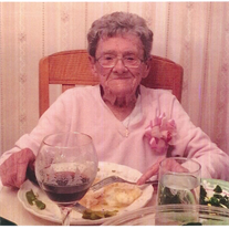 Theresa Veronica (Galton) Beinert, 91