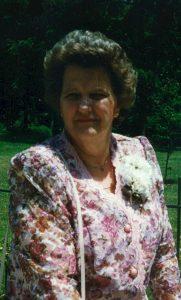 Margaret Frances Thomas, 84