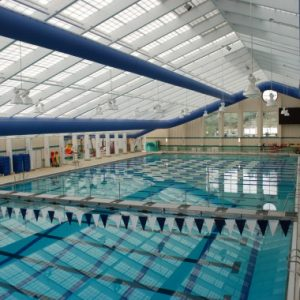 Edward T. Hall Aquatic Center Holds Free Community Day to Celebrate Reopening
