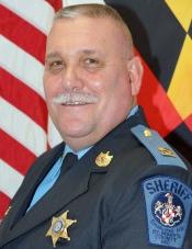 Major Michael R. Merican Assistant Sheriff