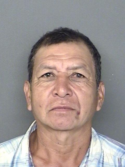 Rodolfo Palacios Ramirez, 52, of Lexington Park