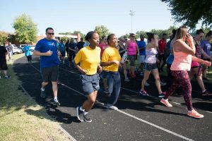 'Laps for Life' Event Commemorates National Suicide Prevention Awareness Month