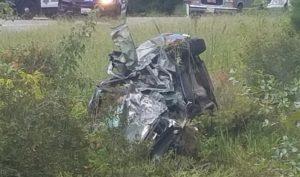 UPDATE: Names Released in Fatal Motor Vehicle Crash in Lexington Park