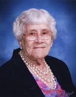 """Ida Elizabeth """"Bessie"""" Gray, 97"""